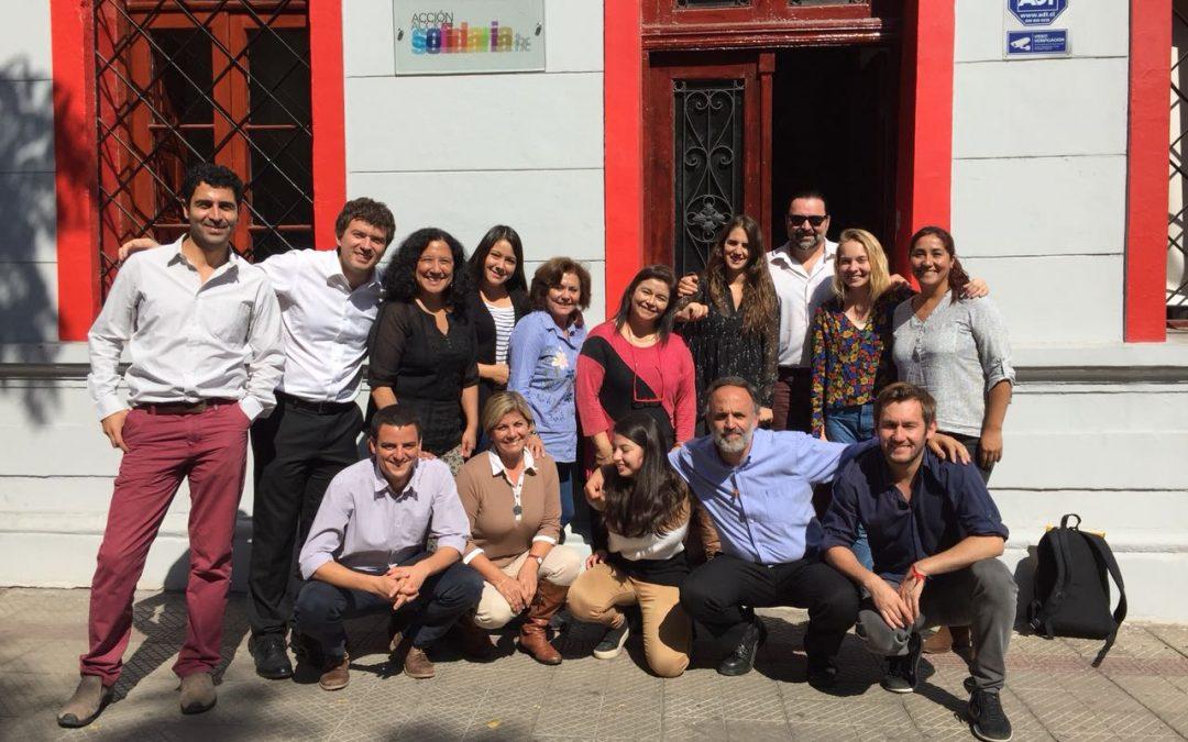 Acción Solidaria Inaugura su nueva casa